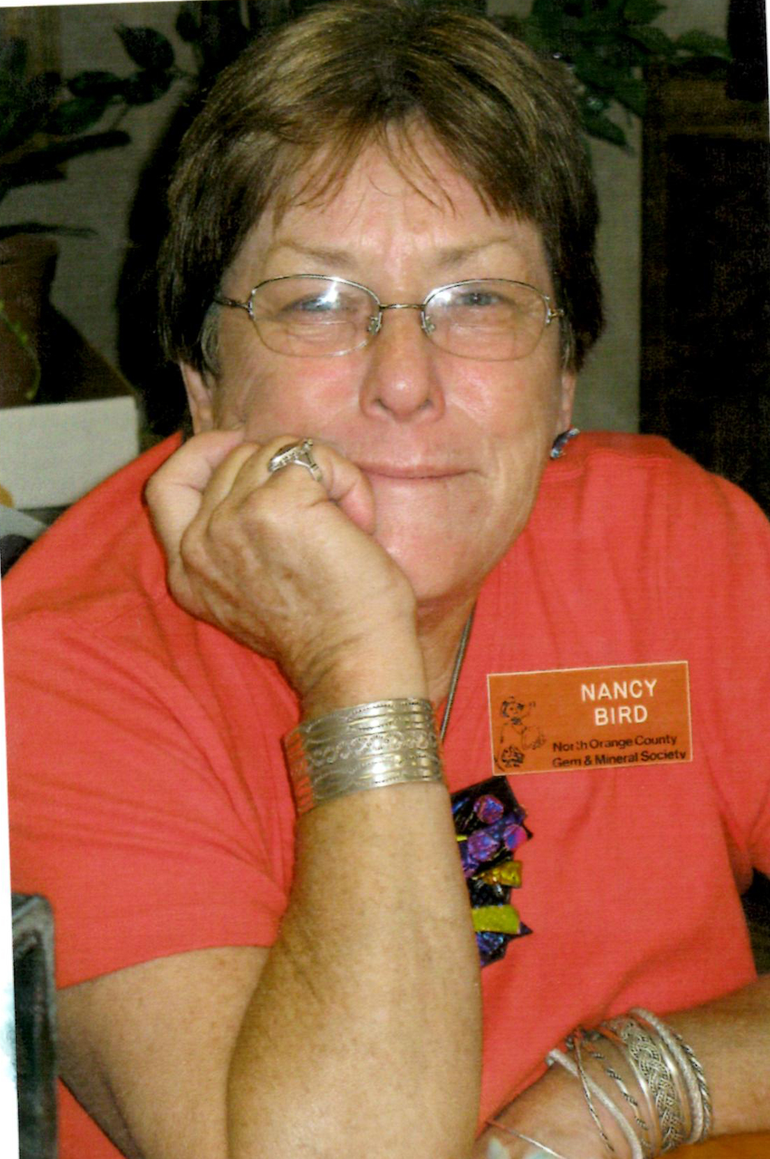 Nancy Bird